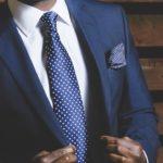 身も心も引き締まる!ジャケットは男のビジネス戦闘服。