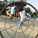 「公園」こそが子どもとの絆を深める最強のパワースポットである。