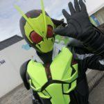 超カッコイイ!令和初仮面ライダーゼロワン01のショーへ!