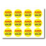 「スーパーセール / SUPER SALE」POP 無料ダウンロード #00073